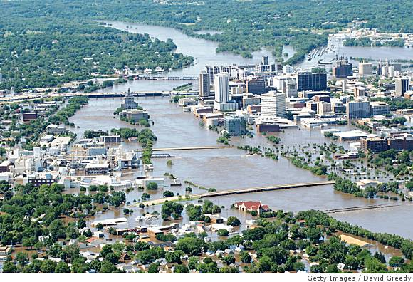 Iowa flood of 2008