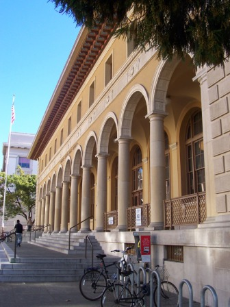 Berkeley's Main Post Office