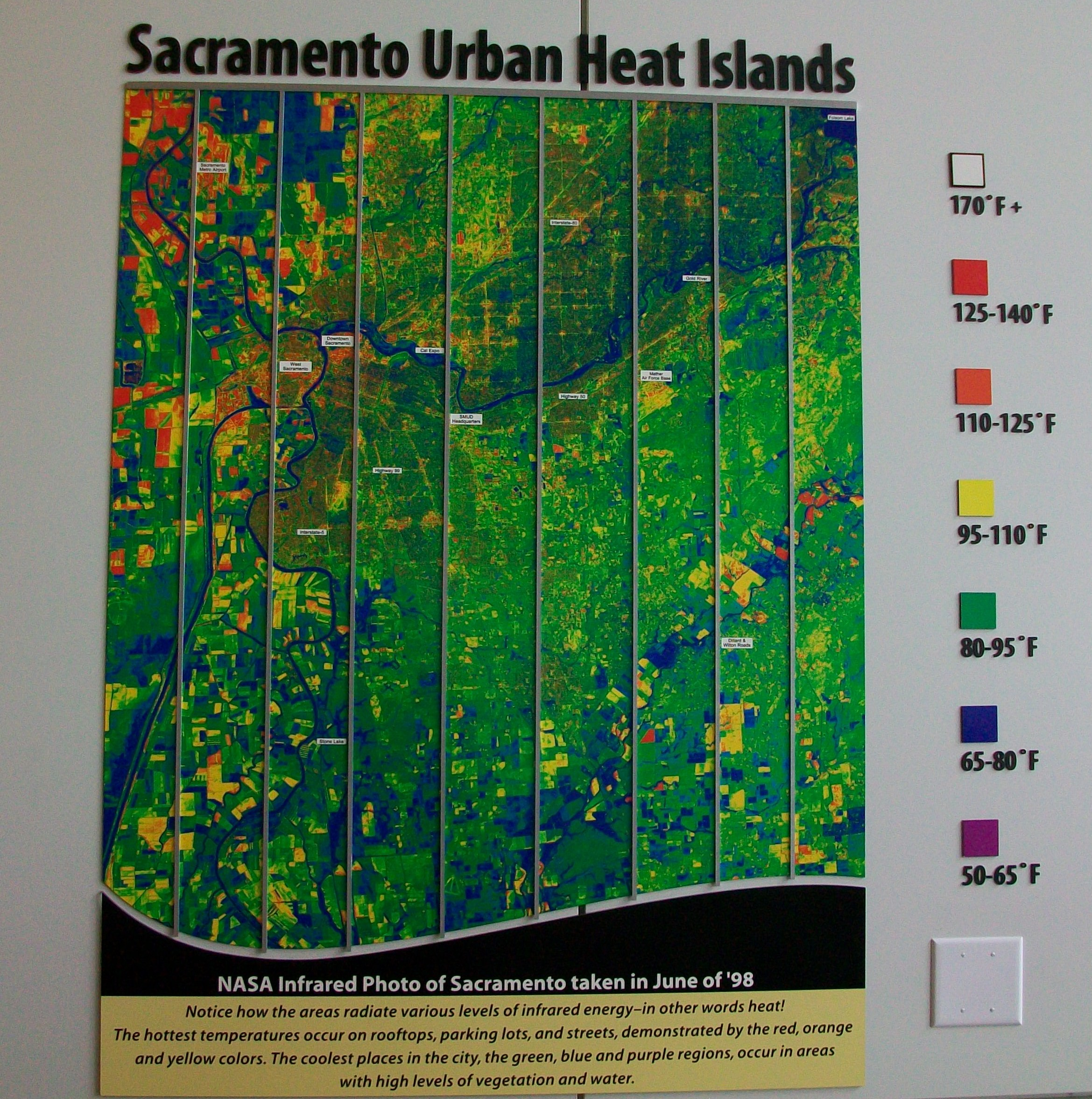 urban heat island and green infrastructure Water area heat load cooling effect urban heat island green infrastructure these keywords were added by machine and not by the authors this process is experimental and the keywords may be updated as the learning algorithm improves.