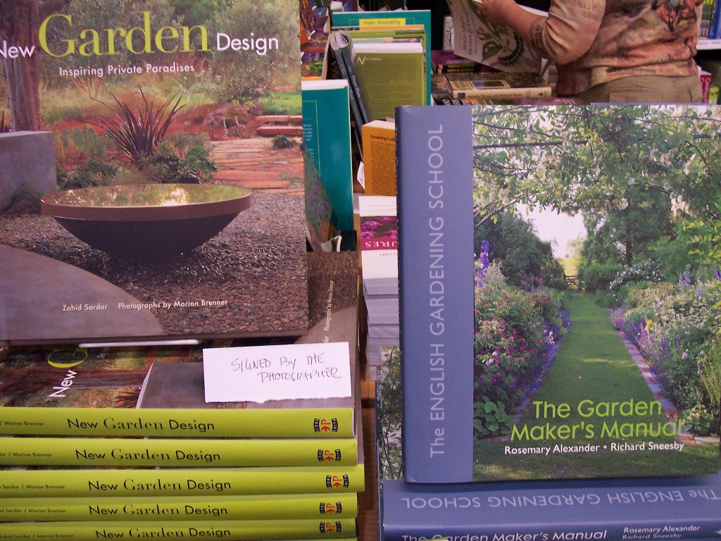 local ecologist: SF Flower & Garden Show 2009