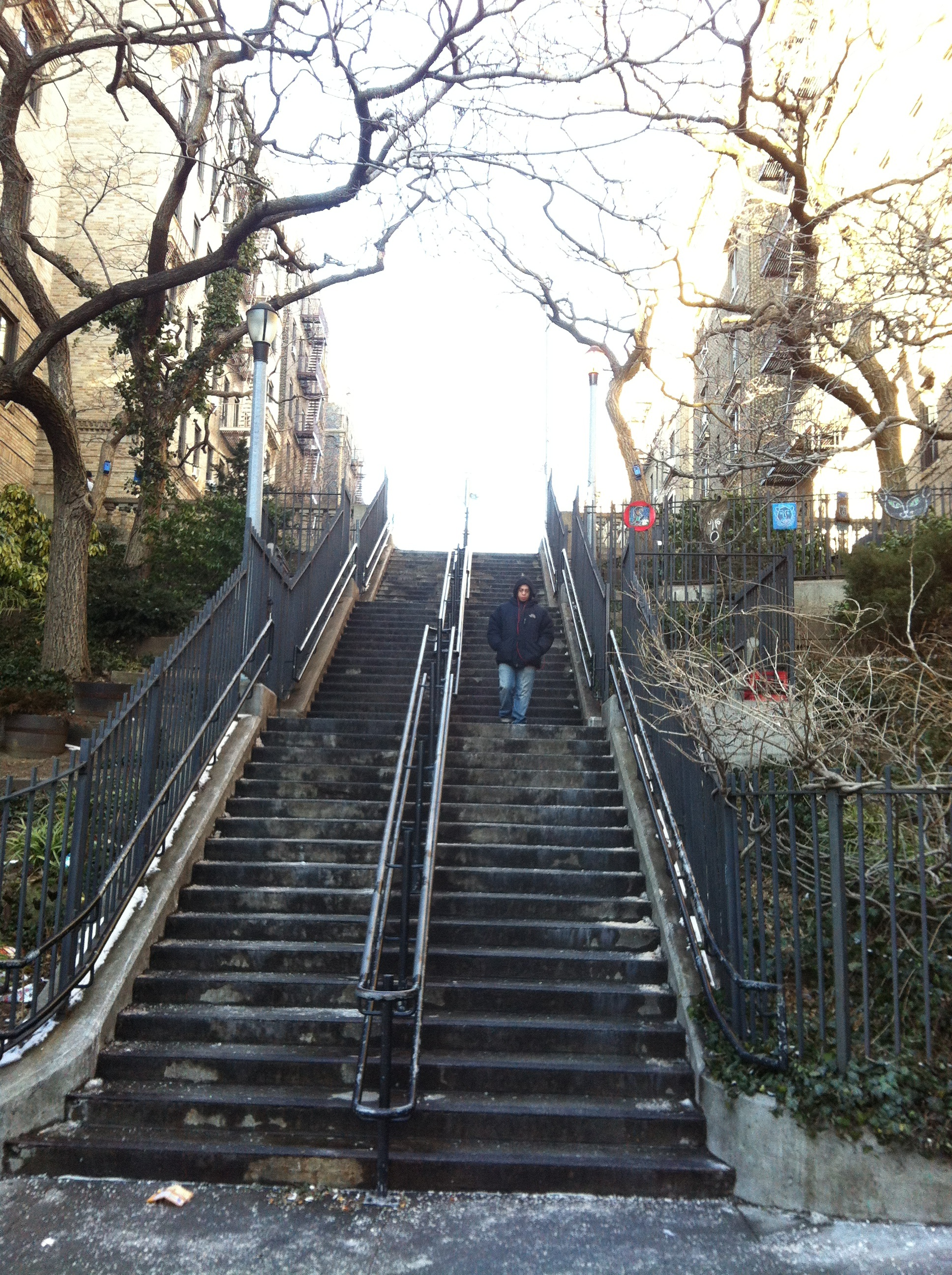 Charmant To Access Pinehurst Avenue From 181st Street, One Must Climb A Three Tiered  Stairway. The Stairs Were Built In 1924. I Found The Staircase Accidentally  And ...
