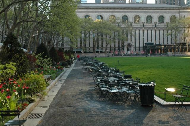 Bryant Park - Ceremony Sites, Attractions/Entertainment, Parks/Recreation, Brunch/Lunch - 42nd Street, 6th Ave, New York, NY, USA